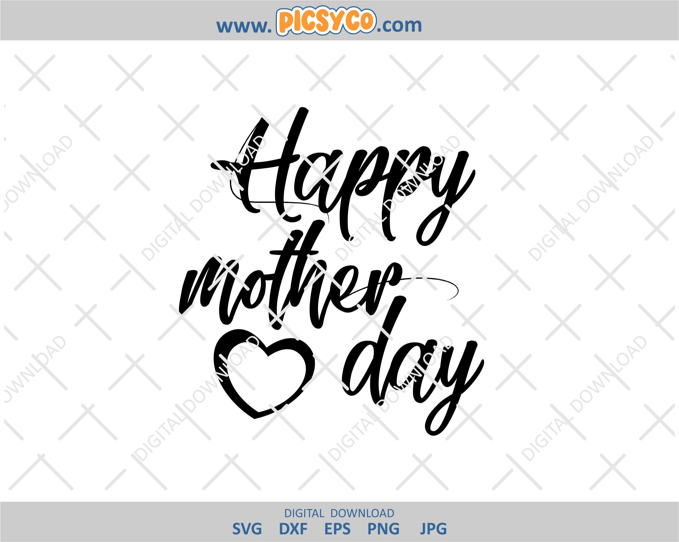 Free Quotes for nurse appreciation gifts include nurse life with stethoscope, nursing is a work of heart and more. Happy Mother Day Svg Mother S Day Png Free Files Download Family Svg Design Family Files Family Cut File Svg Png Picsyco SVG, PNG, EPS, DXF File